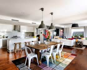 divide kitchen and living room houzz