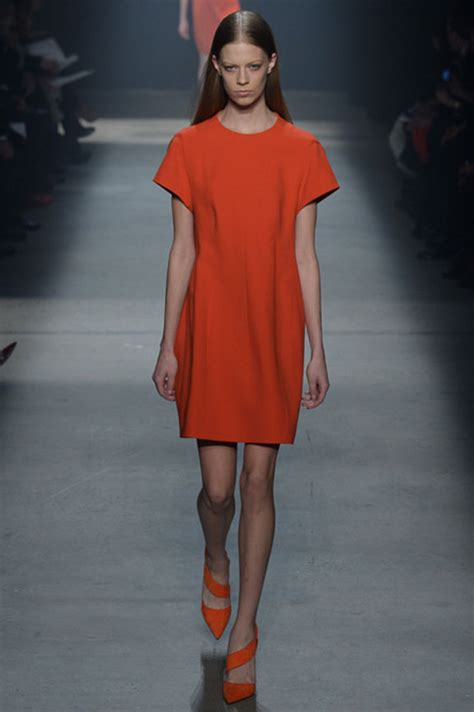 New York Fashion Week Runway Report Narciso Rodriguez by Narciso Rodriguez Fall 2014 Searching For Style