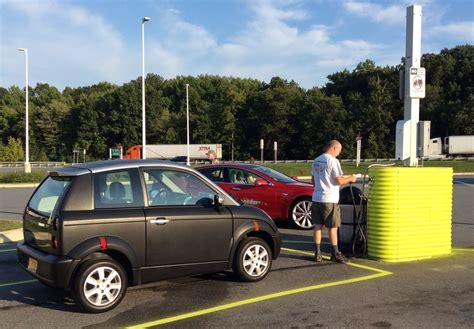Electric Car Charging Stations Pa Pennsylvania Amish Country Ev Road Trip In