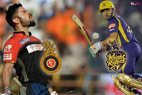 ipl rcb team in 2017 ipl 2017 kkr v rcb preview both teams equally strong