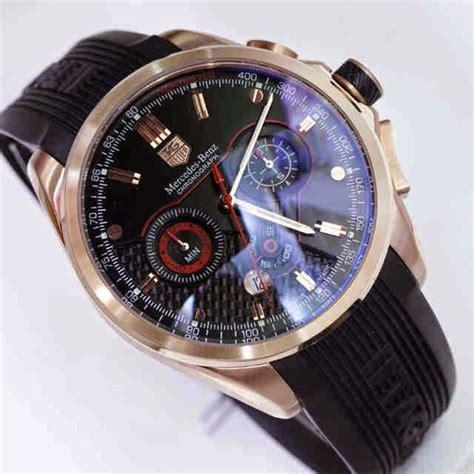 jual jam tangan tag heuer grand mercedes sls