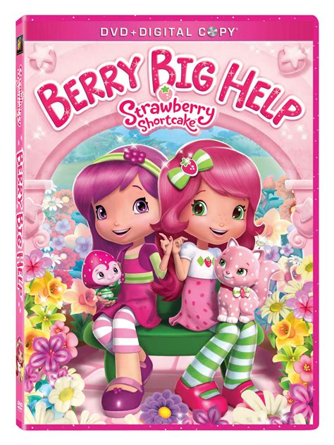 Strawberry Shortcake Giveaways - strawberry shortcake berrybighelp dvd giveaway sweepstakes dancing hotdogs