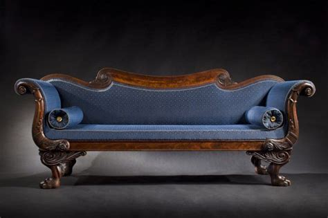 antique empire sofa empire sofa house interiors pinterest