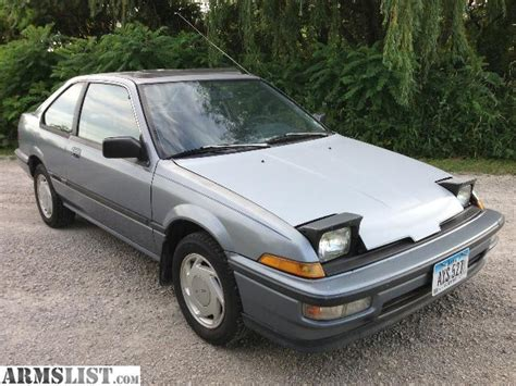 armslist for sale 1988 acura integra trade for firearms
