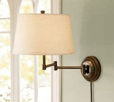 chelsea swing arm sconce ls on pinterest antique brass floor ls and sconces