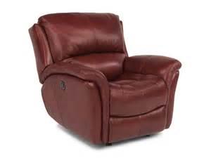 flexsteel living room power glider recliner 1445 54p b f