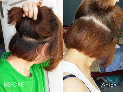 Pewarna Rambut Etude review etude house style hair coloring in