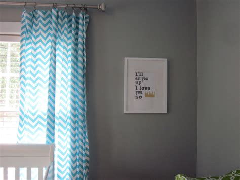 Chevron Nursery Curtains Chevron Curtains Nursery Curtain Menzilperde Net