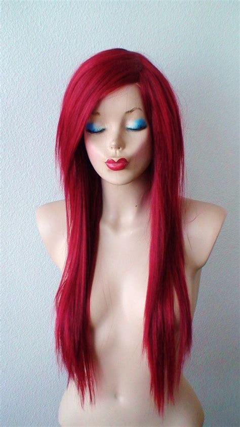 emo hairstyles wigs best 25 wine red hair ideas on pinterest maroon hair