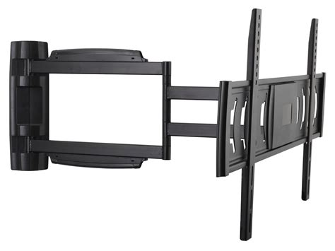 Tv Wall Mount motion tv wall mount max 55 lbs 32 60 inch monoprice
