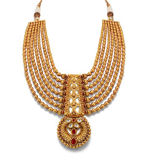 gold haar pattern beautiful gold rani haar designs collections jewelry