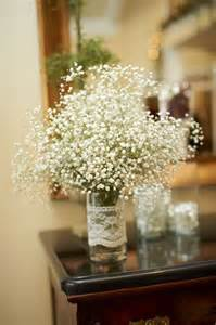 lace jar centerpieces jar centerpieces styling your rustic wedding
