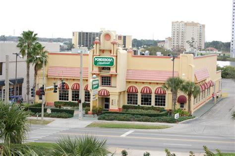 steak house orlando ponderosa orlando restaurant reviews photos tripadvisor