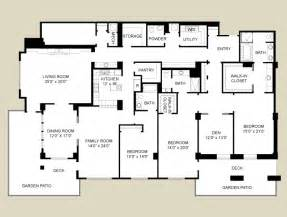 Luxury Ranch House Plans For Entertaining Paloalto Fp 650x490 Eldorado