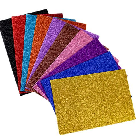 Foam Craft Paper - buy wholesale glitter foam paper from china glitter