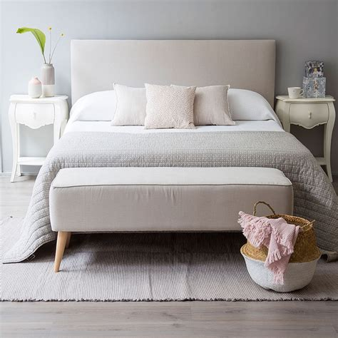 cabeceros de cama piel cabecero camas cabeceros dormitorios kenay home