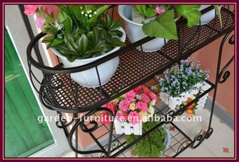 Iron Flower wrought iron flower stand droughtrelief org