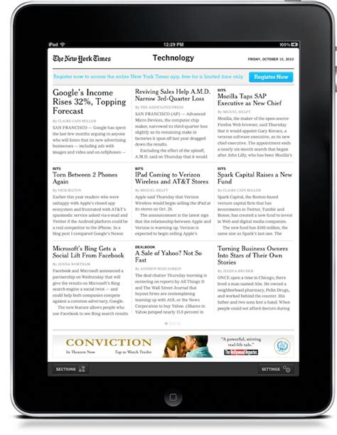 mobile nytimes image gallery nytimes app