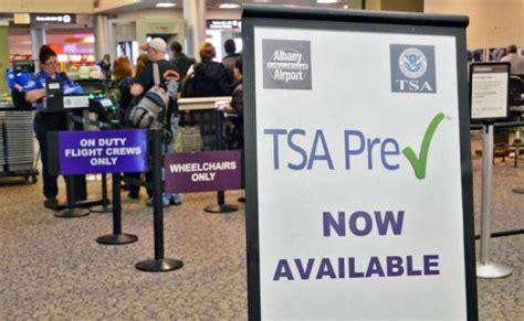Tsa Security Background Check Cleared For Rapid Check In Times Union