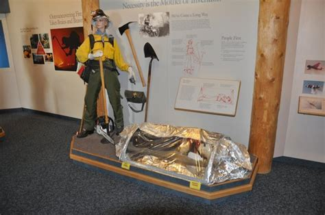 smokejumper equipment smoke jumpers equipment picture of aerial depot and