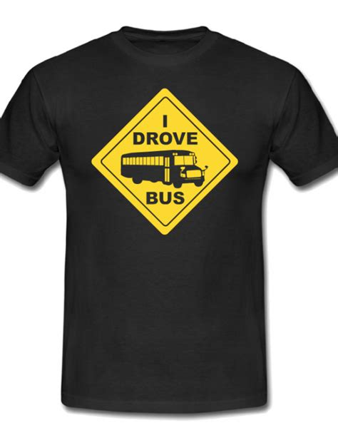drops and stuff the unticket i drove bus tee the unticket