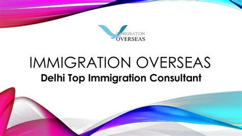 Find In Immigration Find The Best Immigration Consultant In Delhi