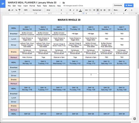 whole30 meal template best 25 whole 30 meal plan ideas on whole30