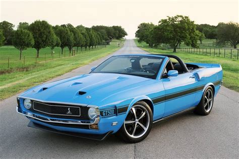 mustang 1969 shelby retrobuilt ford mustang 1969 shelby gt500 package car tuning