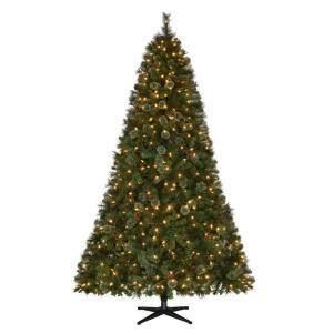 martha stewart living 4 ft martha stewart living 7 5 ft pre lit led alexander pine