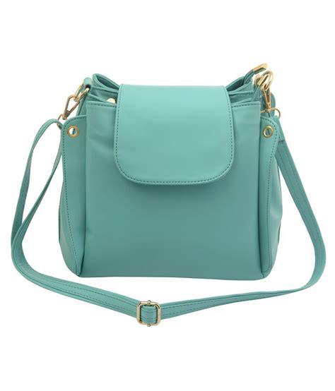 Sling Bag M U lychee bags green p u sling bag buy lychee bags green p