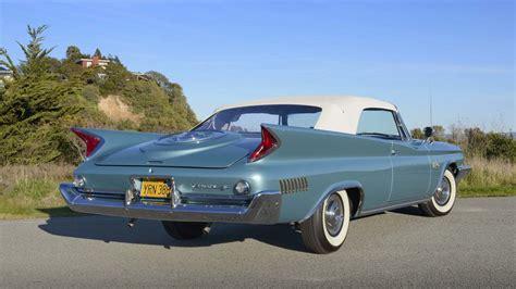 1960 Chrysler New Yorker For Sale by 1960 Chrysler New Yorker Convertible S43 Monterey 2015