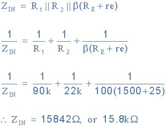 ultracad bypass capacitor impedance calculator input impedance of an lifier and how to calculate it