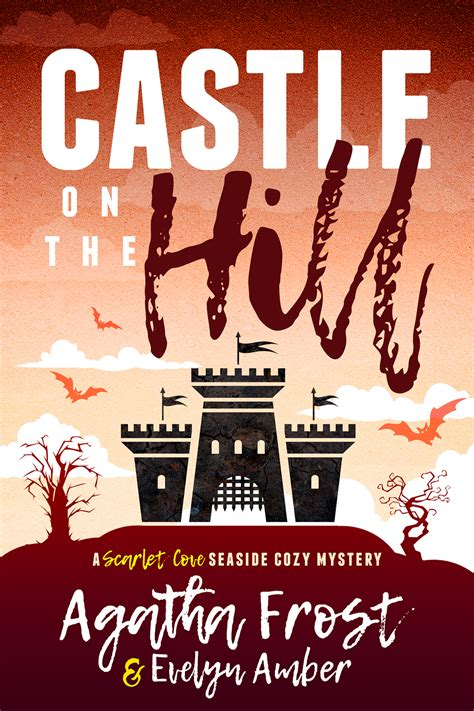 stroke of scarlet cove seaside cozy mystery books agatha cozy murder mystery author