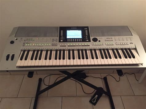 Keyboard Yamaha Psr S910 yamaha psr s910 image 1692147 audiofanzine