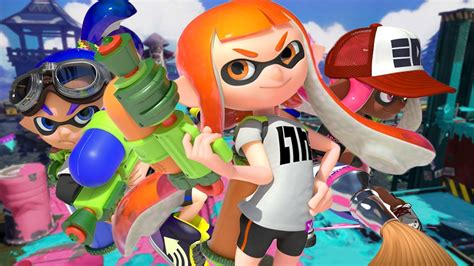 splatoon direct 5 07 2015 here s all the news from the splatoon nintendo direct ign