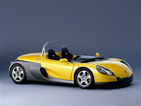 Renault Supercar by 1997 Renault Sport Spider Supercar D Wallpaper 1600x1200