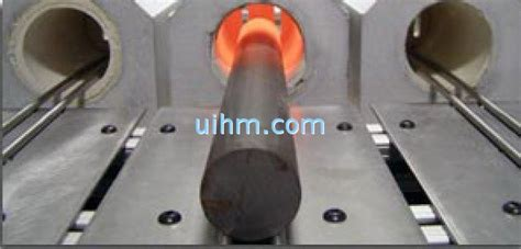 induction heating rod induction forging rod steel united induction heating machine limited of china