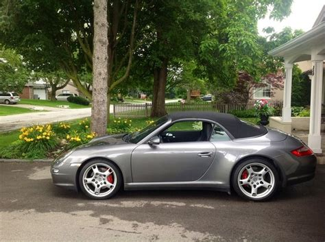 grey porsche 911 convertible all the shades of silver and grey offered by porsche