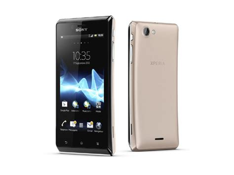 sony xperia j sony xperia j st26i 2gb smartphone bg