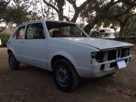 how petrol cars work 2009 volkswagen rabbit windshield wipe control 1981 volkswagen rabbit two door california car straight body ready for paint for sale in ojai