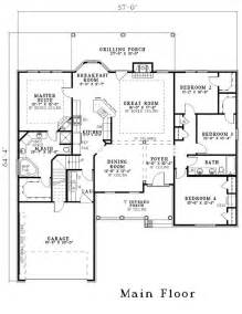 House Plans With Dimensions house plan 153 1440 image gallery