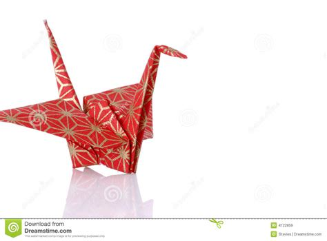 Peace Crane Origami - origami peace crane royalty free stock images image