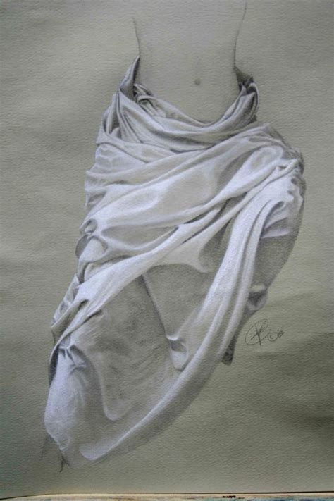 drapery painting drapery study by waynecbell art sketchbooks pinterest