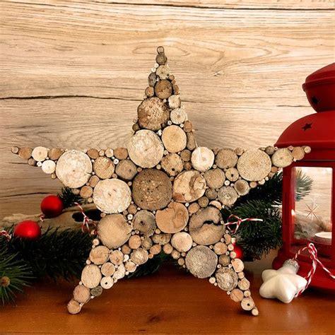 Weihnachtsdeko Fensterbank Holz by Die Besten 25 Weihnachtsdeko Holz Ideen Auf