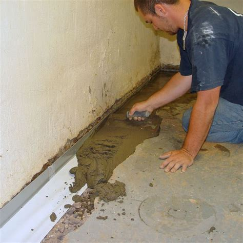 installing sump in basement ohio sump installation in cleveland akron canton oh