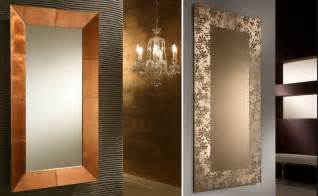 large decorative mirrors for walls 45 decorative wall mirrors by riflessi digsdigs