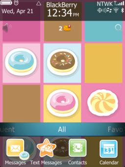 themes for blackberry torch 9860 free download donut theme for torch 9850 9860 themes free blackberry