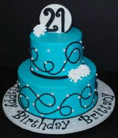 21st birthday for boys girls classic designer cakes