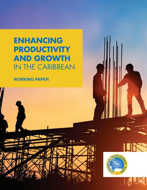 caribbean development bank enhancing productivity and growth in the caribbean by