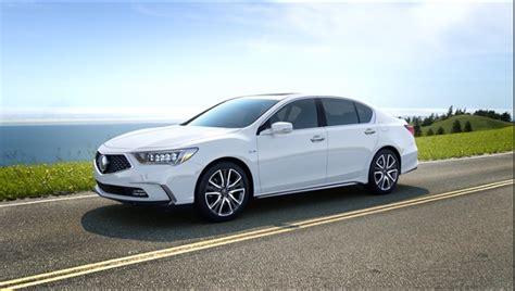 Acura Hybrid 2020 by 2020 Acura Rlx Sport Hybrid Redesign Sport Hybrid 2018